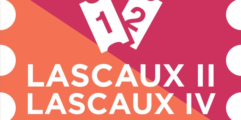 BILLET JUMELÉ LASCAUX II / LASCAUX IV